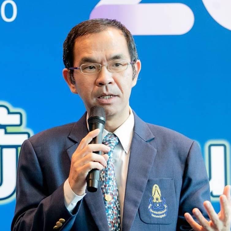 Assoc. Prof. Dr. Chartchai Leenawong